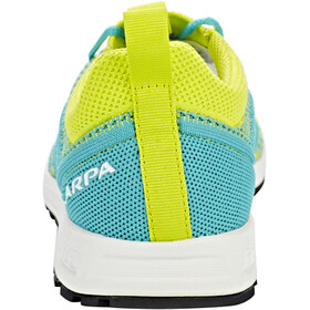 Scarpa Gecko Air Flip Shoes Damen spring green/ceramic